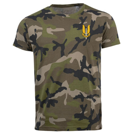 img-SAS Army Military Special Forces Camouflage Camo T-Shirt Men & Ladies Fit