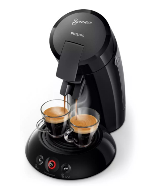 PHILIPS Senseo Original HD6554/65 Kaffeepadmaschine 1450 Watt