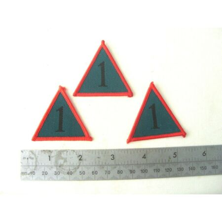 img-3-off 1 ARMOURED INFANTRY BRIGADE AFB TRF ARM BADGE FOR MTP DZ ARMY