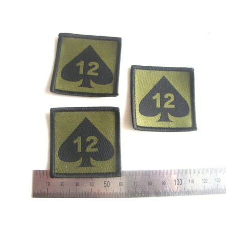 img-12 ARMOURED INFANTRY BRIGADE AFB TRF DZ ARM BADGES x3 - BRITISH ARMY