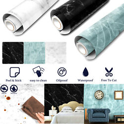 Kyпить Marble Contact Paper Self Adhesive Peel & Stick Wallpaper PVC Kitchen Countertop на еВаy.соm