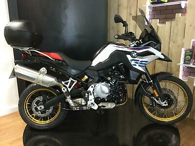 2019 BMW F850 GS SPORT F850 GS Sport Petrol Manual