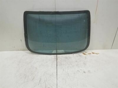 2007-2010 TOYOTA CAMRY HYBRID REAR BACK WINDOW GLASS TINTED HEATED OEM 131745