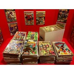 HUGE 25 COMIC BOOK LOT-MARVEL, DC, INDIES- FREE Shipping! VF+ to NM+ ALL