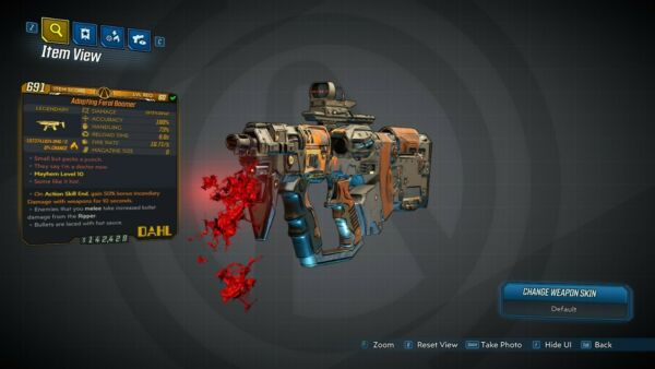 ItaliePS4/XBOX/PC - Modded Boomer/Kaoson/Ripper All in one -  3