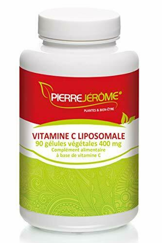 Blanquefort,FranceVitamine C Liposomale Anti-Virus  90 Gelules 400mg Made in France