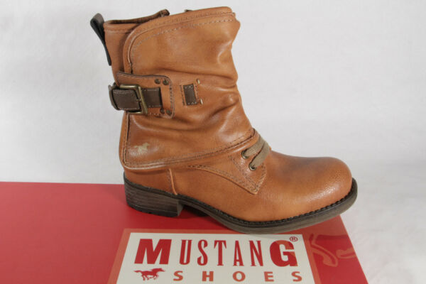 AllemagneMustang Bottes  Bottes D'Hiver Braun 5026 Neuf