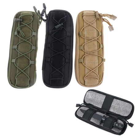 img-Military Pouch Tactical Knife Pouches Small Waist Bag Knives Holster_BJ