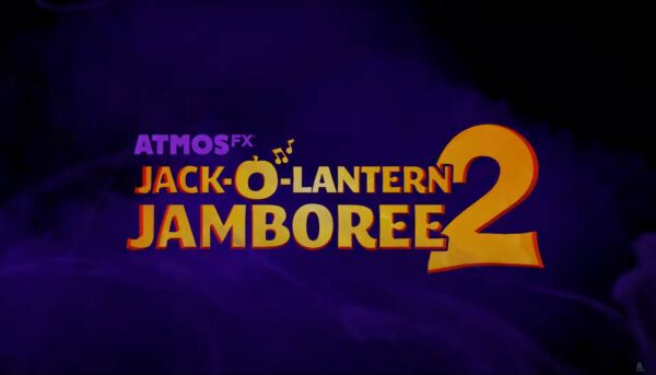 NEW AtmosFX Jack O Lantern Jamboree 2 Projection DIGITAL DOWNLOAD
