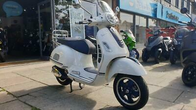 Piaggio Vespa GTS 300 Yacht Club - 2020 with only 52 miles