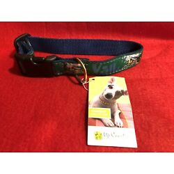 Up Country Dog Collar, Medium Size, USA Made - Vail Village, CO New - UPCOUNTRY