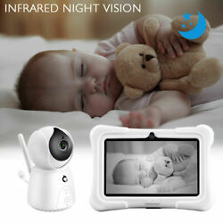 Kyпить 2.4GHz Wireless Baby Monitor Camera Digital LCD Night Vision Video Refurbished на еВаy.соm