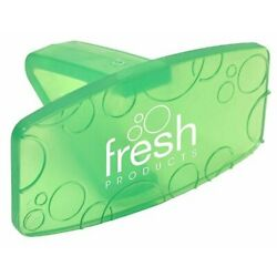 Fresh Products Eco Bowl Clip Cucumber Melon Bowl Clip Deodorizer - Pack of 4