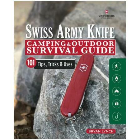 img-Swiss Army Knife Camping & Outdoor Survival Guide by Bryan Lynch (author)