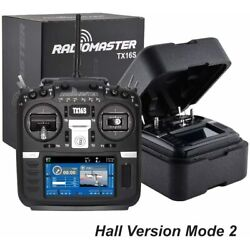 RadioMaster TX16S Hall System OpenTX Transmitter Remote Control for RC Drone