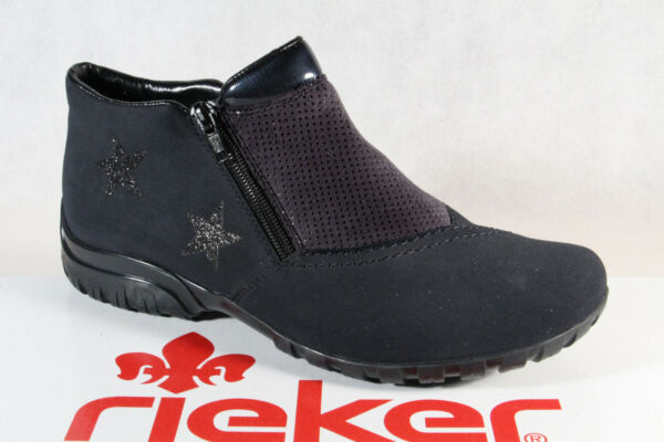 AllemagneRieker  Bottines Chaussures Basses Bottes Chaussures D'Hiver L4674 Neuf