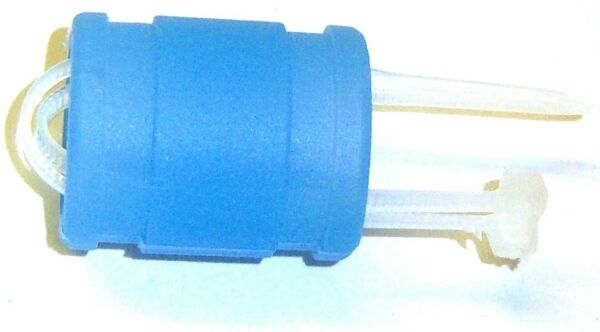 Royaume-UniN10012 02027 1/10 Scale Blue Exhaust Silicone Rubber Pipe 25mm Long x 16mm ID