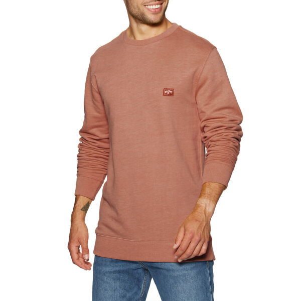 Royaume-UniBillabong All Day Crew Homme Pull Sweater -  Toutes Tailles