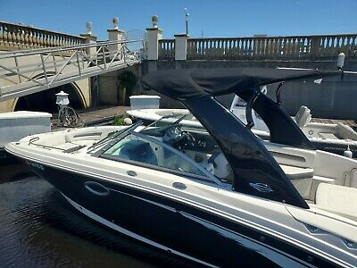 2014 Chaparral 264 Sunesta with Volvo Penta 380 hp 8.0 upgraded engine 166 hours