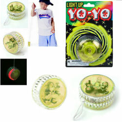 Kyпить 4 X YoYo Light Up Glow Party Favor Classic Magic Toy Children Games Kid Gift на еВаy.соm