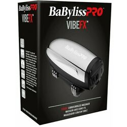 Kyпить BaByliss PRO VIBEFX Massager Cord/Cordless 2-Spd Stainless Steel FXSSM1 Lithium на еВаy.соm