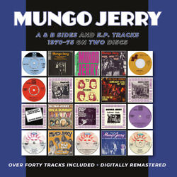 Mungo Jerry - A & B Sides and E.P. Tracks 1970-75 (2020)  2CD  NEW  SPEEDYPOST