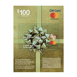 Kyпить $100 GIFT CARD. ACTIVATED. NO ADDITIONAL FEES, READY TO USE на еВаy.соm