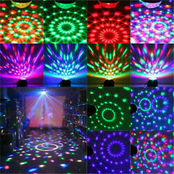 Kyпить Disco Party Lights Strobe Led Dj Ball Sound Activated Bulb Dance Lamp Decoration на еВаy.соm
