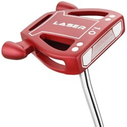 Kyпить Ram Golf Laser Model 1 Putter with Advanced Perimeter Weighting Red на еВаy.соm