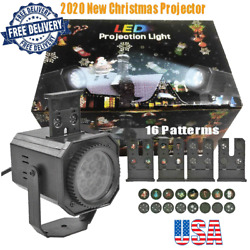 Kyпить Christmas Lights Projector LED Laser Outdoor Landscape Xmas Lamp Gift US на еВаy.соm