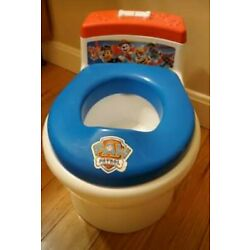 Kyпить Nickelodeon Paw Patrol 2-in-1 Potty Training Toilet Toddler Toilet Training  на еВаy.соm