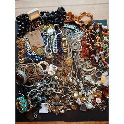 Kyпить 8# & Jewelry LOT Antique Vintage to New Pins Earrings Bracelets Necklaces Rings на еВаy.соm