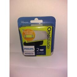 Kyпить Philips Norelco OneBlade Replacement blade 2 Pack(QP220/80) - New! на еВаy.соm