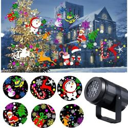Kyпить Christmas LED Projection Lamp Light Projector 20 Pattern Party Lights Decoration на еВаy.соm