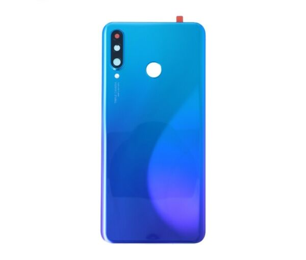 EspagneCover Rear Cover Battery for Huawei P30 Lite Blue / : European 48mm