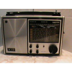 Kyпить Montgomery Ward Airline 8 Band Transistor Radio Model 1474A Working на еВаy.соm