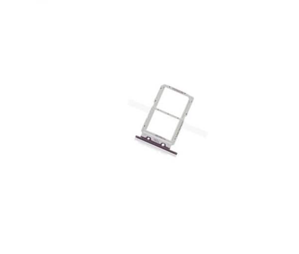 EspagneTray Support Holder Card SIM for Huawei Matt 20 Pink (Dual )