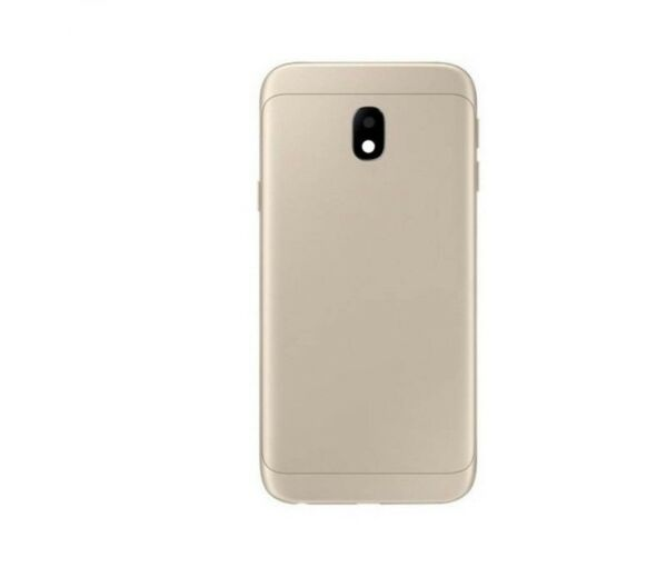 EspagneCover Rear Cover Battery for Samsung Galaxy J3 2017 Gold Coloured / J330