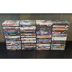Kyпить Lot of 100 Used ASSORTED DVD Movies 100 Bulk DVDs Used DVDs Lot Wholesale FAST на еВаy.соm