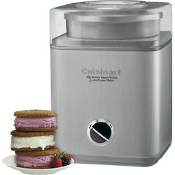 Kyпить Cuisinart ICE-30BC Pure Indulgence 2Qt. Frozen Yogurt, Sorbet & Ice Cream Maker на еВаy.соm