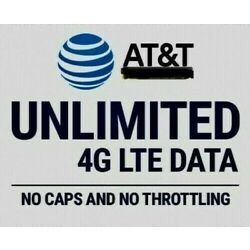 Kyпить UNIQUE AT&T Unlimited 4G LTE Data Account ATT $20 / month YOU OWN IT на еВаy.соm