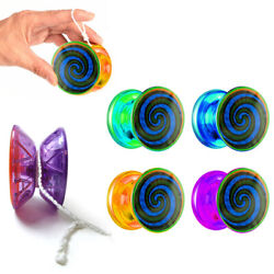 Kyпить 4 Pack Original YoYo Spiral Classic Yo Yo Spinning Toy Party Favor Children Game на еВаy.соm