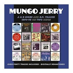 Mungo Jerry A & B Sides and EP Tracks 1970-75 Remastered 2 CD NEW