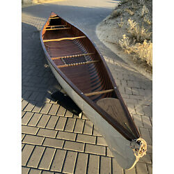 Kyпить Navarro 16' Loon Touring and Expedition Canoe w/ (2) Bending Branches Paddles на еВаy.соm