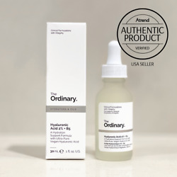 The Ordinary Hyaluronic Acid 2% + B5 | 30 ML | USA SELLER | Authentic Product