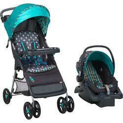 Kyпить Baby Stroller and Car Seat Combo Infant Comfort Walker Travel System Foot Brakes на еВаy.соm