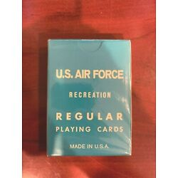 Kyпить SEALED - U.S Air Force Recreation Playing Cards на еВаy.соm