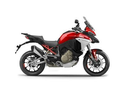 2021 DUCATI MULTISTRADA V4S TRAVEL & RADAR