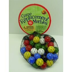 Kyпить Net Of 60 Game Replacement Mega Marbles-14 mm-All Colors-Chinese Checkers-Crafts на еВаy.соm