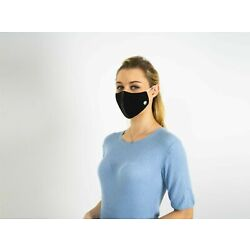 Green Shield Face Mask Washable Reusable Triple Layer (1 Piece)
